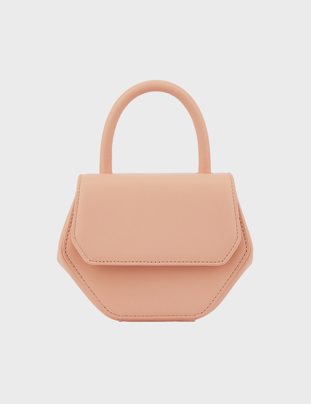 MAISON246,246 MAGOT SMALL BAG - BABY PINK,No.246