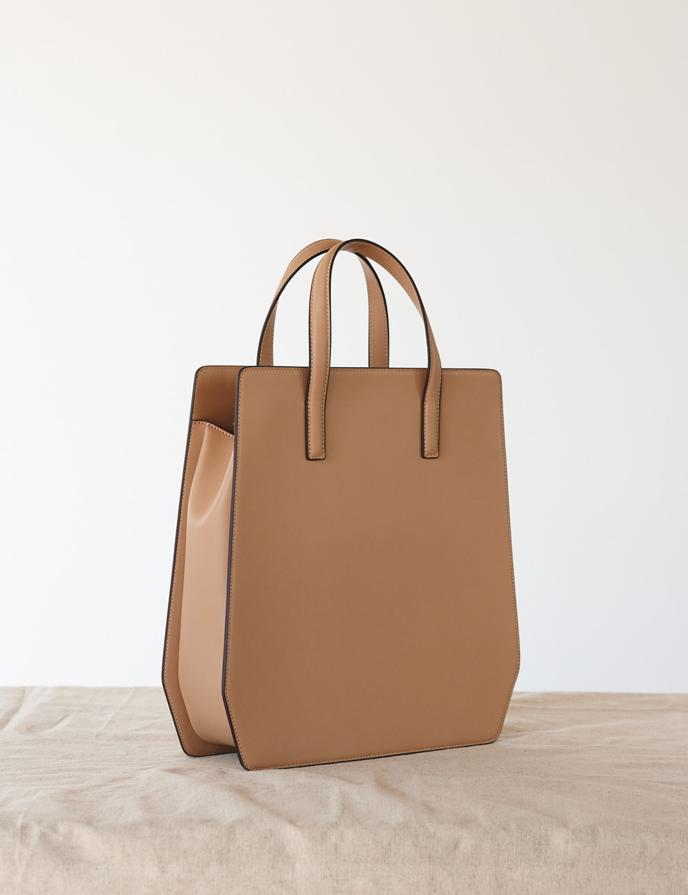 MAISON246,246 ABBA BAG - BEIGE,No.246